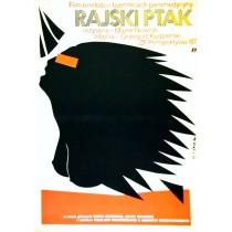 Bird of Paradise Marek Nowicki Jakub Erol Polish Poster