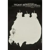 Bermuda Triangle Jakub Erol Polish Poster