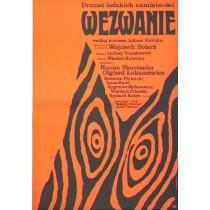 Call Wojciech Solarz Wiktor Górka Polish Poster