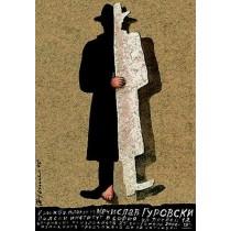 Exhibition in Sophia Mieczysław Górowski Polish Poster