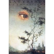 Satyrykon 2004 Wiesław Grzegorczyk Polish Poster