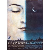 Midsummer Night's Dream. Beneficent Ball Wiesław Grzegorczyk Polish Poster