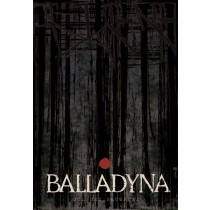 Balladyna Juliusz Słowacki Ryszard Kaja Polish Poster