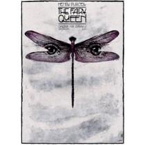 Fairy Queen Henry Purcell Ryszard Kaja Polish Poster