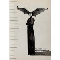Nunsploitation Ryszard Kaja Polish Poster