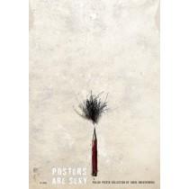 Posters are sexy, pencil Ryszard Kaja Polish Poster