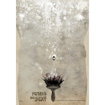 Posters are sexy, brush Ryszard Kaja Polish Poster