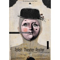 Polish Theater Poster Wellington Ryszard Kaja Polish Poster