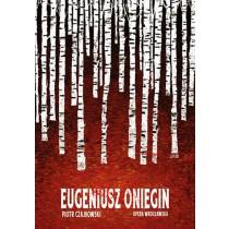 Eugene Onegin Ryszard Kaja Polish Poster