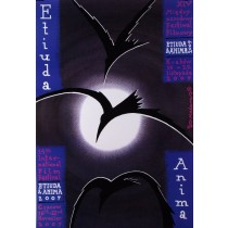 Etiuda Anima 2 Roman Kalarus Polish Poster