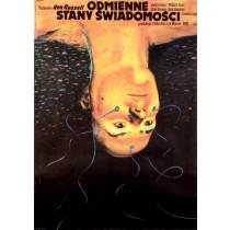 Altered States Andrzej Krzysztoforski Polish Poster