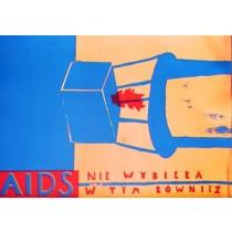 Aids 1 Sebastian Kubica Polish Poster