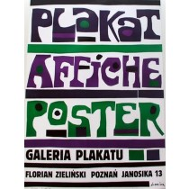 Plakat Affiche Poster  Polish Poster
