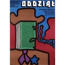 Posse Jan Młodożeniec Polish Poster