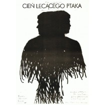 Shadow of a Flying Bird Jaroslav Balik Jacek Neugebauer Polish Poster