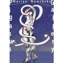 Marian Nowinski Posters Marian Nowiński Polish Poster