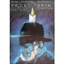 Guide Man Tomasz Zygadło Andrzej Pągowski Polish Poster