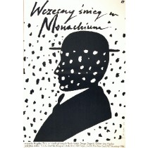 Early snowfall in Munich Bogdan Zizic Jaime Carlos Nieto Polish Poster