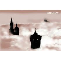 Cracow Jędrzej Bobowski Polish Poster