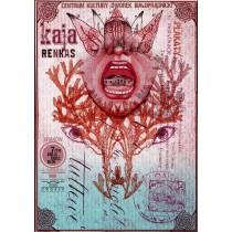 Posters, mistyfications Dworek Białoprądnicki Kaja Renkas Polish Poster