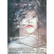 Chronicle of Amorous Accidents Wiktor Sadowski Polish Poster