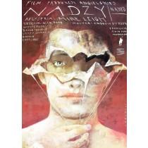 Naked Wiktor Sadowski Polish Poster