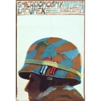 Rage George C. Scott Jan Sawka Polish Poster