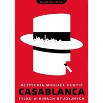 Casablanca Michael Curtiz Joanna Górska Jerzy Skakun Polish Poster