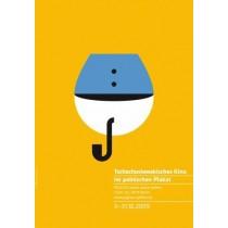 Czechoslovak Films in Polish Poster Joanna Górska Jerzy Skakun Polish Poster