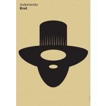 El Topo Alejandro Jodorowsky Joanna Górska Jerzy Skakun Polish Poster