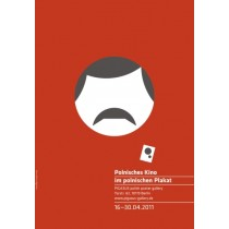 Polish Film in Polish Poster Joanna Górska Jerzy Skakun Polish Poster