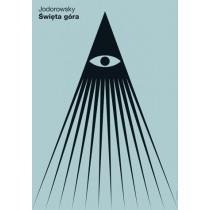 Holy Mountain Alejandro Jodorowsky Joanna Górska Jerzy Skakun Polish Poster