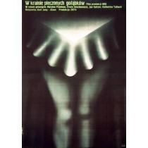 Im Schlaraffenland Romuald Socha Polish Poster