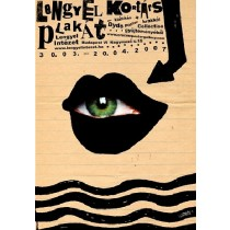 Lengyel Plakat Kortars Polish Poster Monika Starowicz Polish Poster