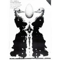 Maids Franciszek Starowieyski Polish Poster