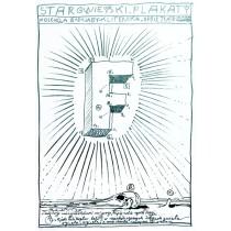 F. Starowieyski Poster Franciszek Starowieyski Polish Poster