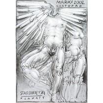 Starowieyski, Poster - Marki Franciszek Starowieyski Polish Poster
