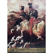Antiques Krzysztof Wojciechowski Franciszek Starowieyski Polish Poster