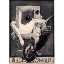 Poster exchange, PTTK Franciszek Starowieyski Polish Poster