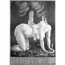 Nighmares Wojciech Marczewski Franciszek Starowieyski Polish Poster