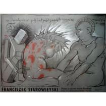 Posters collection Janusz Pławski  Franciszek Starowieyski Polish Poster