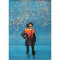 1492-1992 Waldemar Świerzy Polish Poster