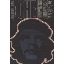 Bloody Che Contra, Rebel with a Cause Waldemar Świerzy Polish Poster