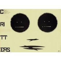 Critters Stephen Herek Mieczysław Wasilewski Polish Poster