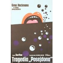 The Poseidon Adventure Ronald Neame Mieczysław Wasilewski Polish Poster