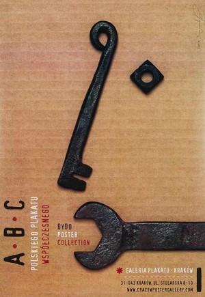 ABC of polish posters Tomasz Bogusławski Polish exhibition poster