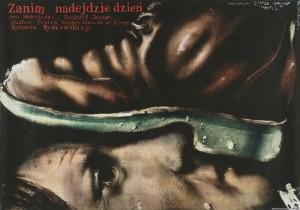 Before the Day Breaks Ryszard Rydzewski Jerzy Czerniawski Polish movie poster