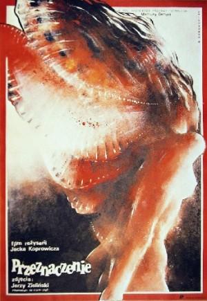 Predestination Witold Dybowski Polish movie poster