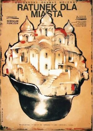 Salvation Petar Peychev Witold Dybowski Polish movie poster