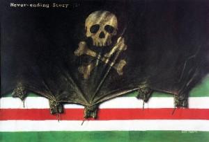 Never-ending Story - Part 2 Wiesław Grzegorczyk Polish Poster